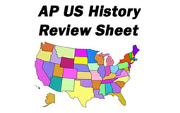 US Regents Multiple Choice Questions - US History Practice